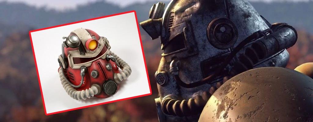 Fallout 76: Helm von Gamestop US als gefährlich eingestuft – Was ist da los?
