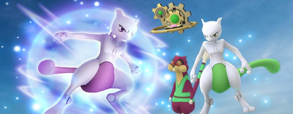 Pokémon GO startet heute Woche 3 des Ultra Bonus mit Shiny Mewtu und Gen 5