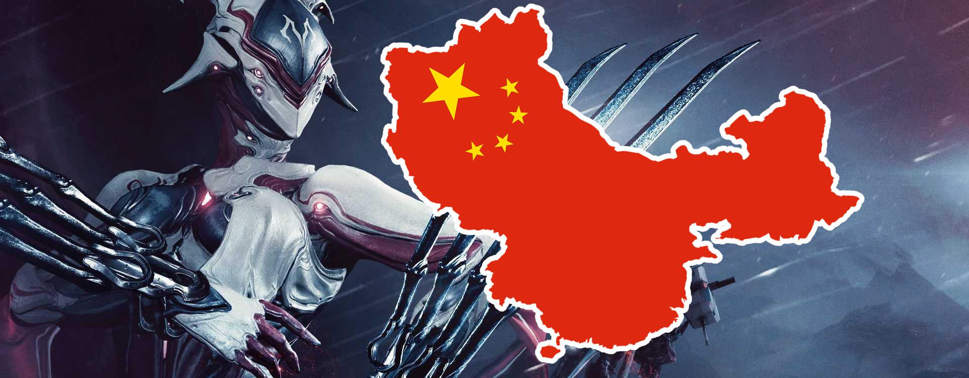 Chinesische Spieler zerstören die Bewertungen von Warframe aus reinem Frust