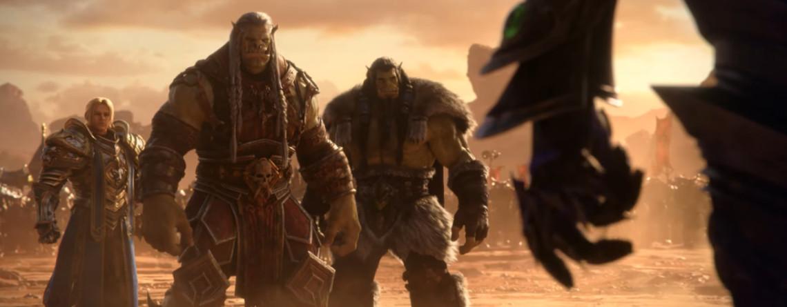 Hier sind die 2 epischen WoW-Cinematics aus Patch 8.2.5 – Das Schicksal der Horde