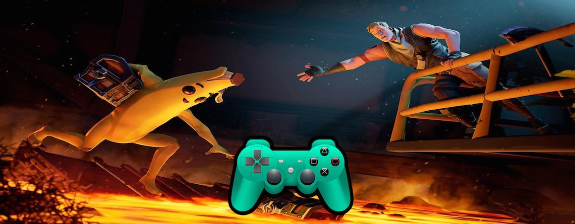 Fortnite Matchmaking PS4 Titel