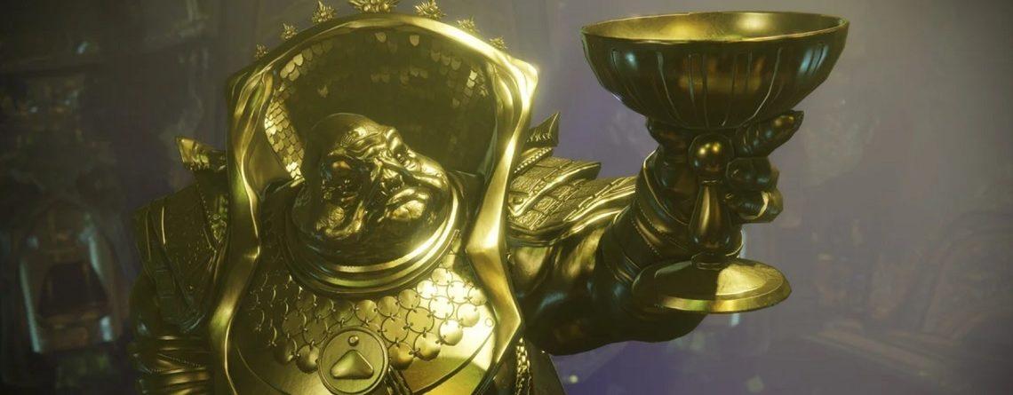 In Destiny 2 habt Ihr schon jetzt Community-Prämien verdient, nur Calus verschläft