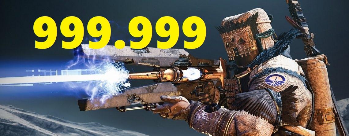 Destiny 2 bastelt an Eurem Schaden, damit Ihr im PvE mehr Übersicht habt