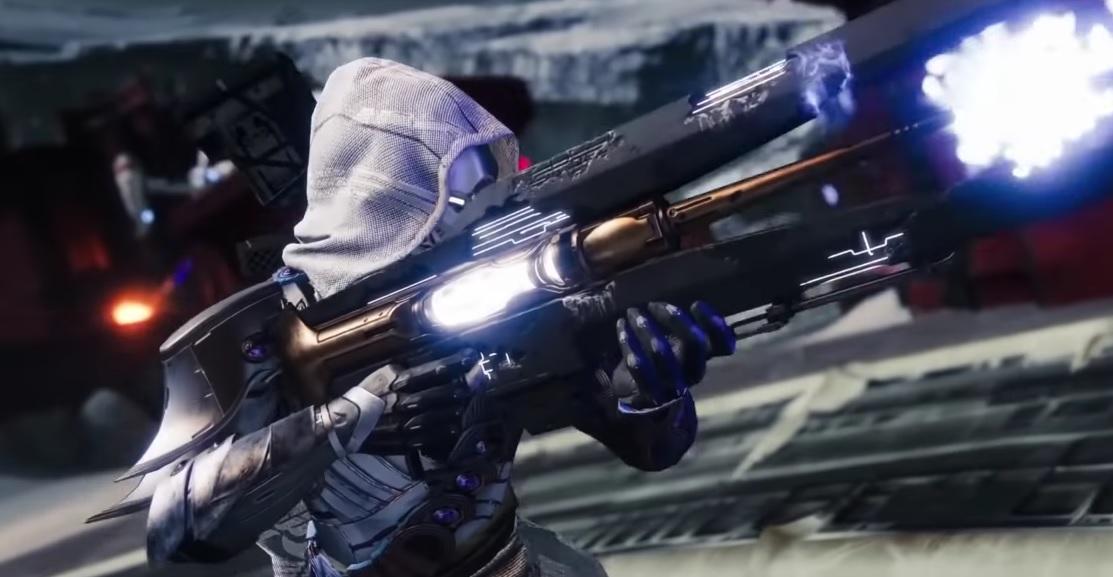 Wie das Raid-Exotic Göttlichkeit die neuen Regeln von Destiny 2 bricht