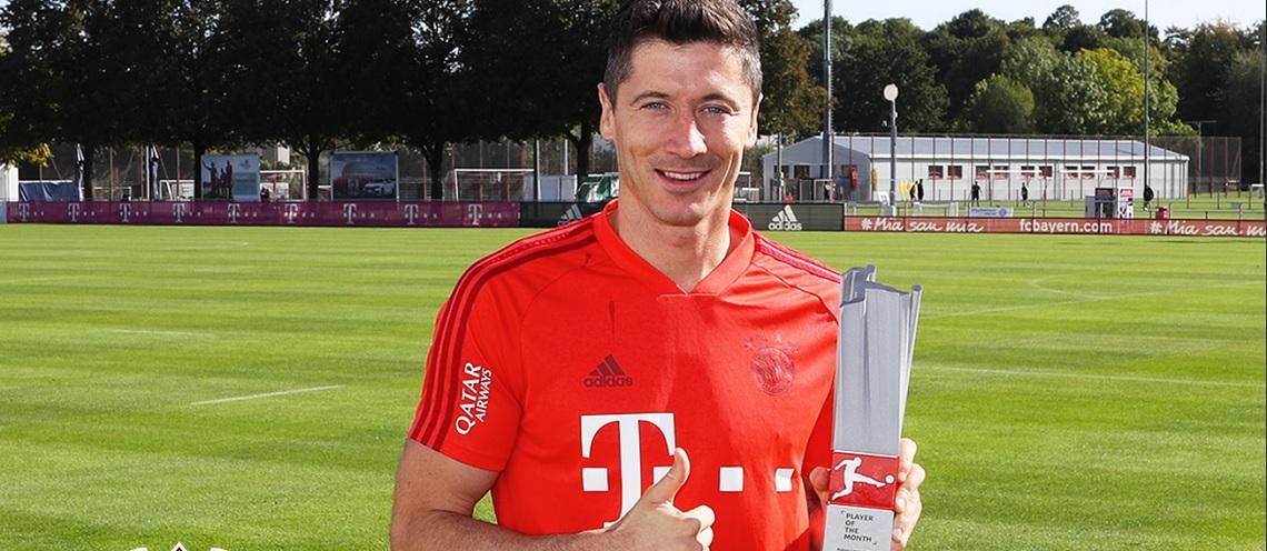 In FIFA 20 ist der 1. Bundesliga-POTM bekannt: So stark ist Lewandowski