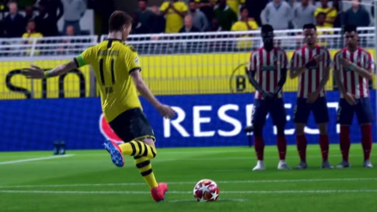Fifa 20 freistoß