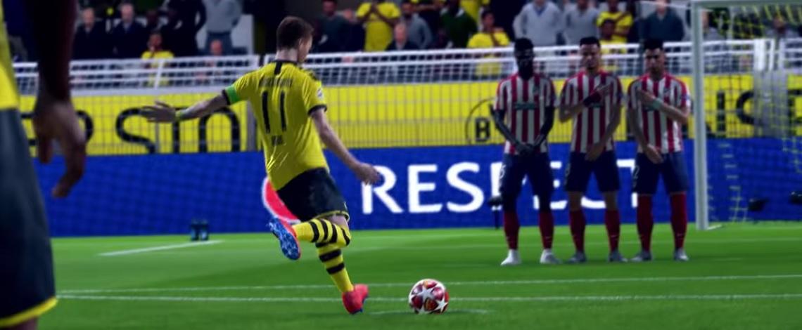 FIFA 20: Freistoß-Tutorial – So schießt Ihr die neuen Freistöße ins Tor