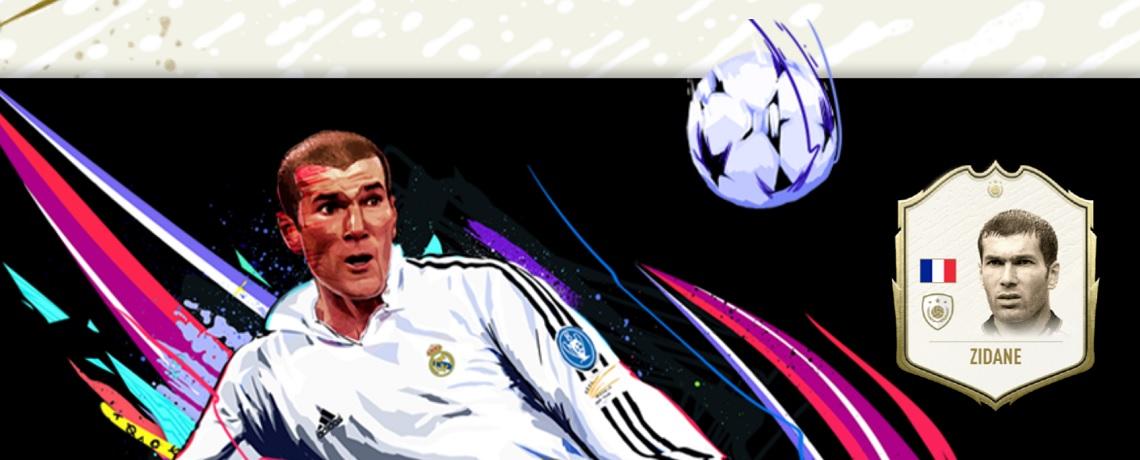 FIFA 20 enthüllt Ratings aller neuen Icons – So stark wird Zinédine Zidane