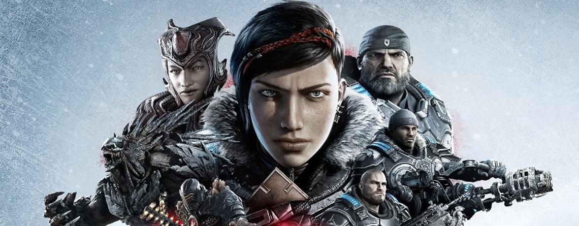 Gears 5 Tests: Der brachiale Shooter sammelt hohe Wertungen auf Metacritic