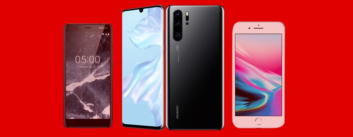 Huawei P30 Pro nur 27€ im Monat und Smartphone-Fieber bei MediaMarkt
