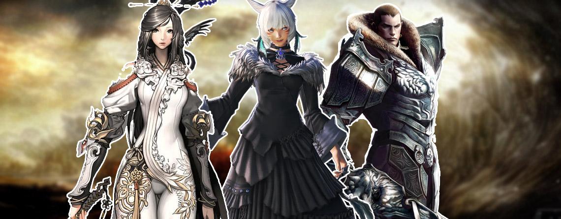Die 9 besten MMORPGs aus Asien, die Ihr 2020 spielen könnt