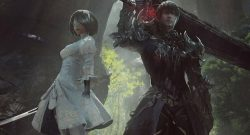 final fantasy xiv nier raid new header