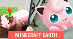 Minecraft Earth vs Pokemon GO