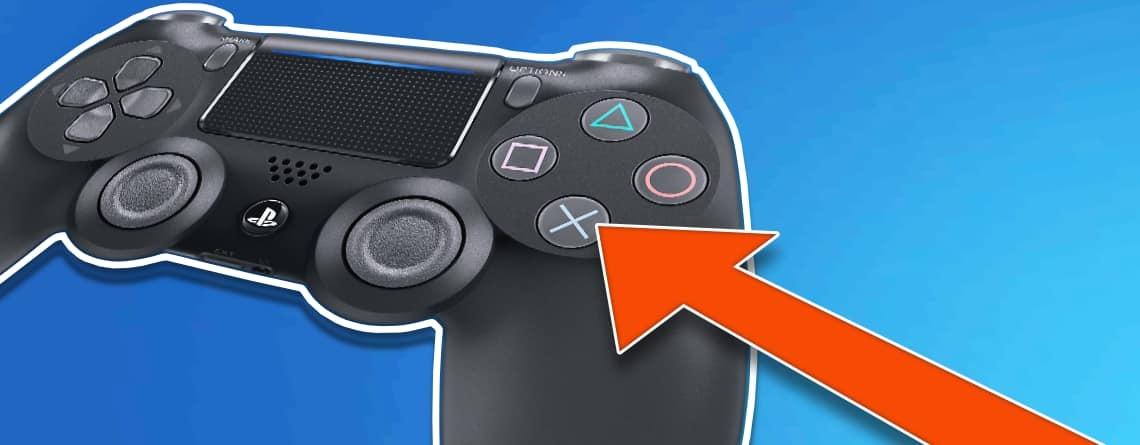 """Ihr liegt alle falsch, wenn Ihr """"X-Taste"""" sagt – So heißt die PS4-Taste offiziell"""