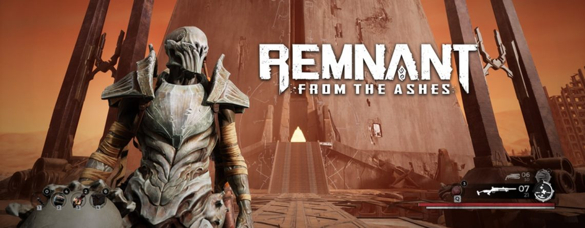 Mit diesem Build seid Ihr in Remnant: From the Ashes (fast) unsterblich