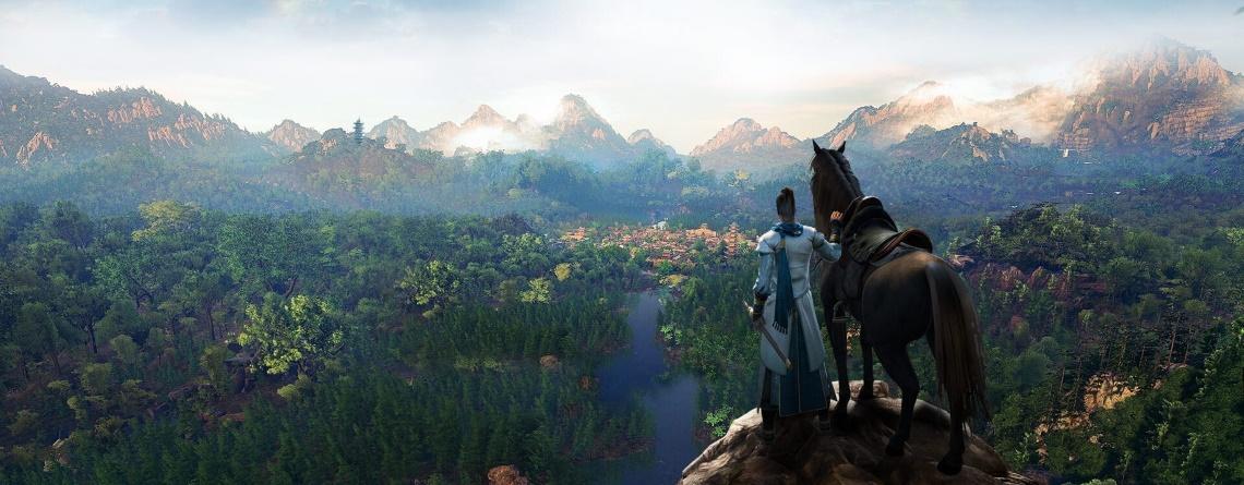 Age of Wushu 2: Das wissen wir über das neue, schicke MMORPG aus Asien