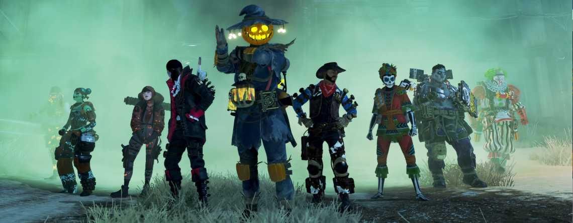 Halloween-Event in Apex Legends startet heute – Das müsst Ihr jetzt wissen