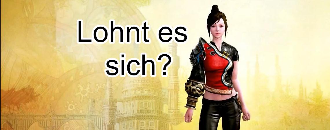 ArcheAge Unchained – Bessere Grafik, kein Pay2Win: Lohnt sich das neue MMORPG?