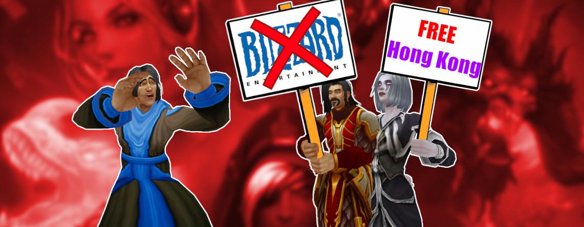 Die BlizzCon 2019 startet in einer Woche – zusammen mit vielen Protesten