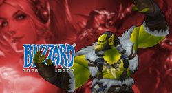 BlizzCon Thrall punching blizzard title 1140x445