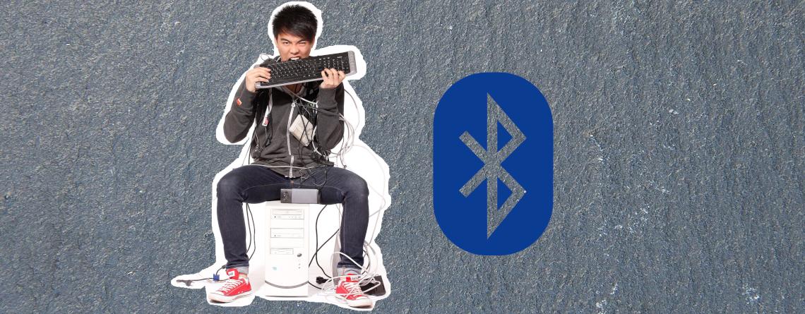 Genervt von den vielen Kabeln am PC? Warum Bluetooth DIE Lösung für euch sein kann