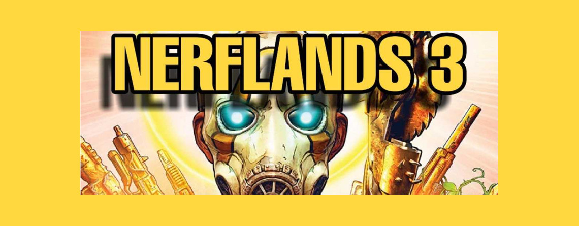 """""""Nerflands 3"""" – So reagieren Spieler auf das neue Update in Borderlands 3"""