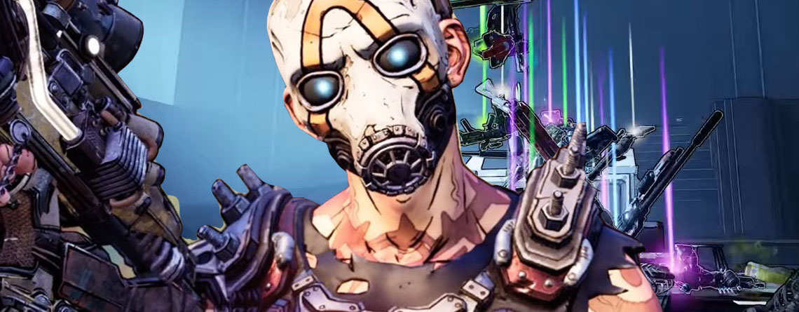 Borderlands 3 sagt: Das Beste aus dem aktuellen Event bleibt – Spieler feiern das