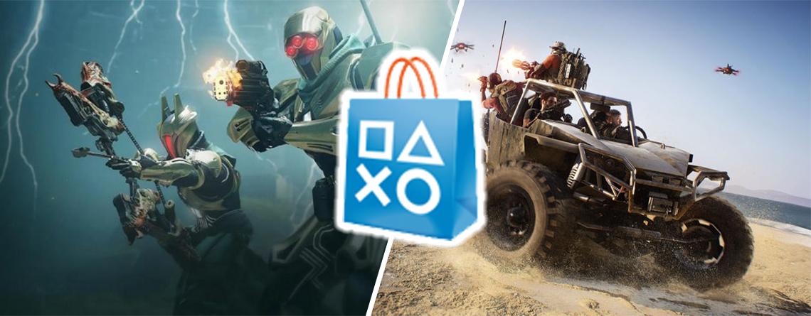 PS4: Diese beiden Shooter-Highlights bringt die neue Woche im PS Store