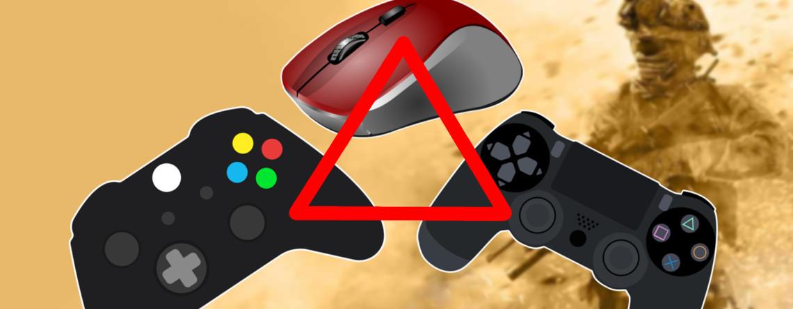 Controller vs. Maus – Wie spielt sich CoD Modern Warfare besser?