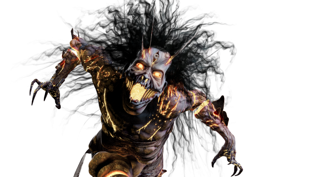 Dead by Daylight Spirit New Skin Hallowed Blight small trans