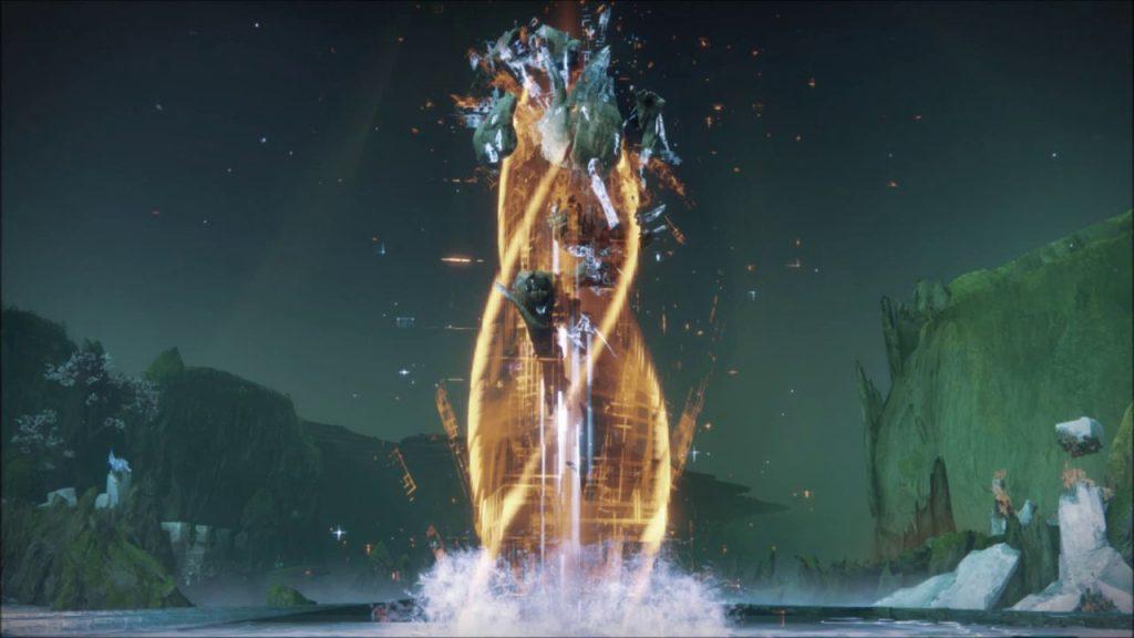 Destiny 2 Garten der Erlösung Geweihter Geist