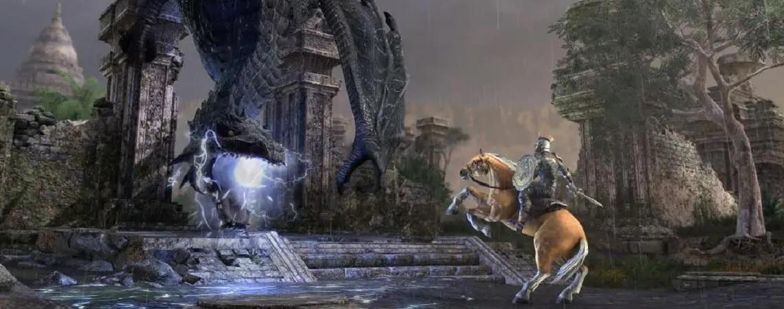 ESO: Alles zum kommenden DLC Dragonhold – Release-Datum und Features
