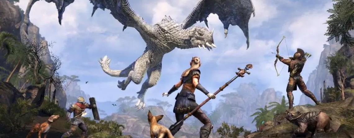 """MMORPG ESO entschuldigt sich für Probleme: """"Wir haben uns nicht mit Ruhm bekleckert"""""""