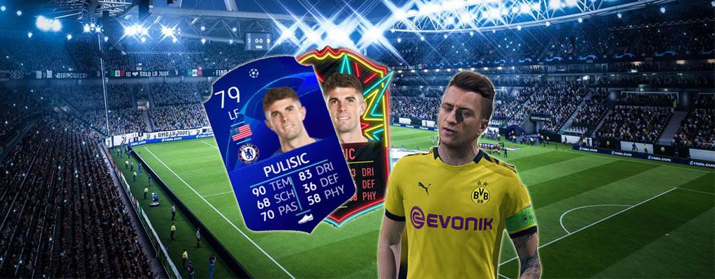 FIFA 20 verteilt die falschen Karten: CL statt OTW – So reagiert EA