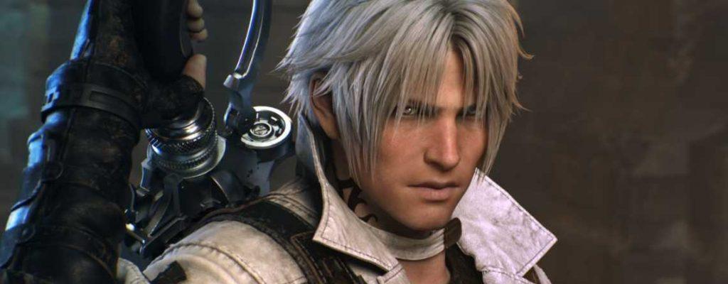 Final Fantasy XIV THancred ernst titel