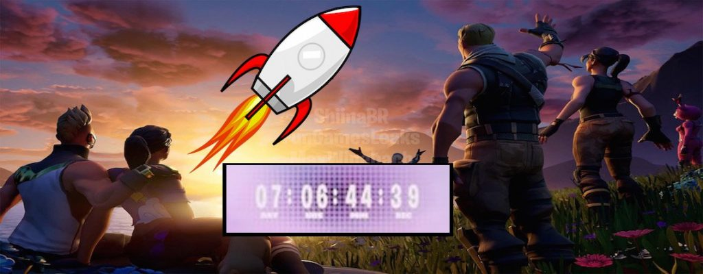 Fortnite Countdown Live-Event S10 Titel