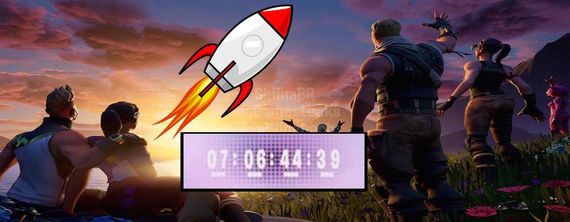 Heute startet das Live-Event in Fortnite – Datum und Uhrzeit