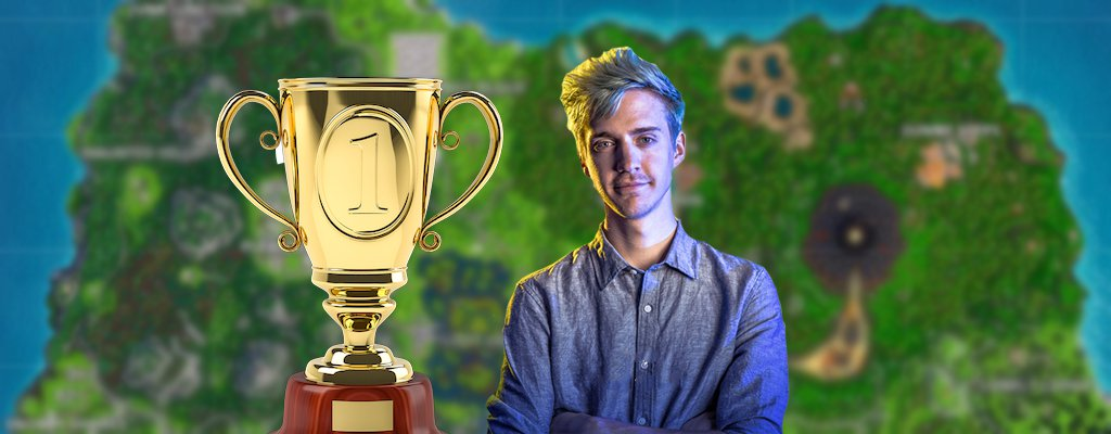 Fortnite: Ninja kann's noch – Twitch-Clip zeigt, wie er Weltrekord im Duo feiert