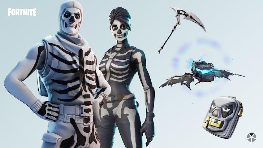 Fortnite-Skull-Set