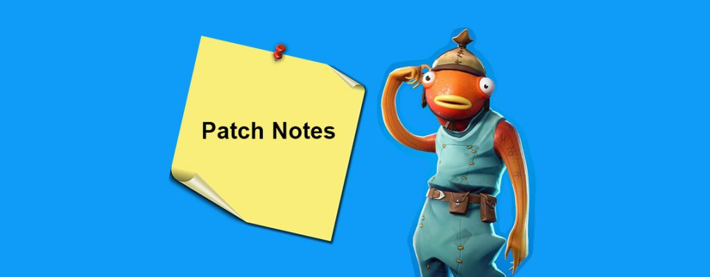Fortnite-Patch-Notes