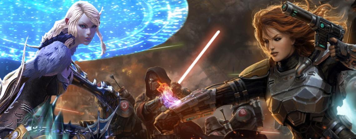 Diese 7 MMORPGs wurden später Free2Play – Hat es ihnen geholfen?