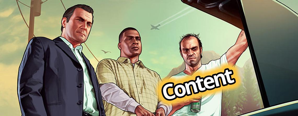 Singleplayer-DLC für GTA 5? Was Rockstar nicht bringt, regelt diese Mod