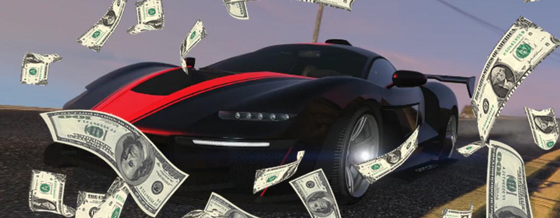 Holt euch jetzt schnell eins der besten Autos in GTA Online 1 Million Dollar günstiger