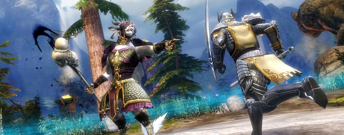 MMORPG Guild Wars 2 überlässt die PvP-Balance nun den Profis