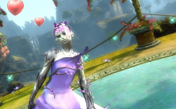 Guild Wars 2 Love Header GW2