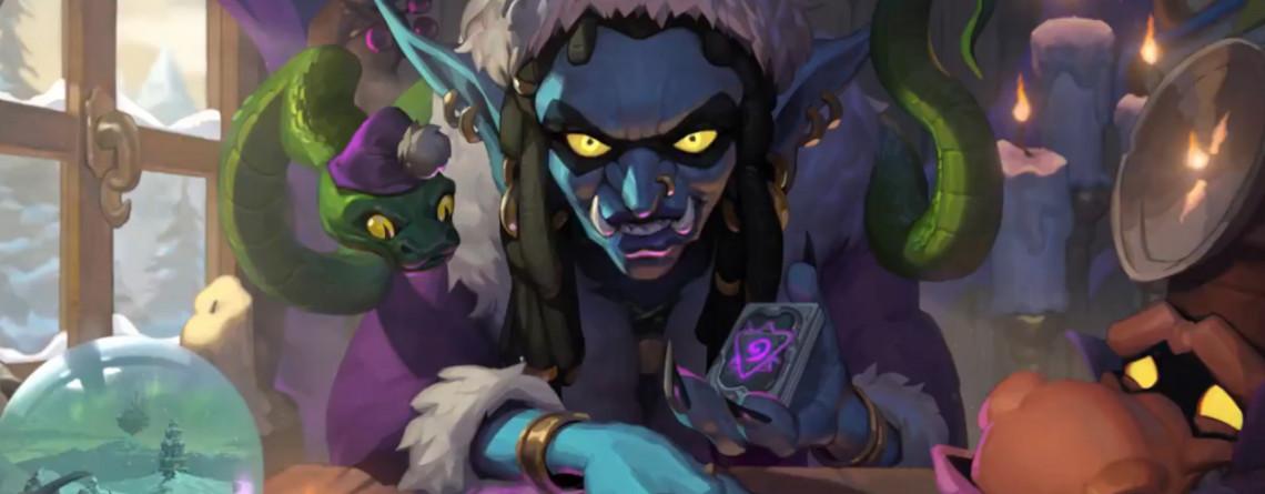 Hearthstone fragt Spieler mit neuer Erweiterung: Wollt Ihr gut oder böse sein?