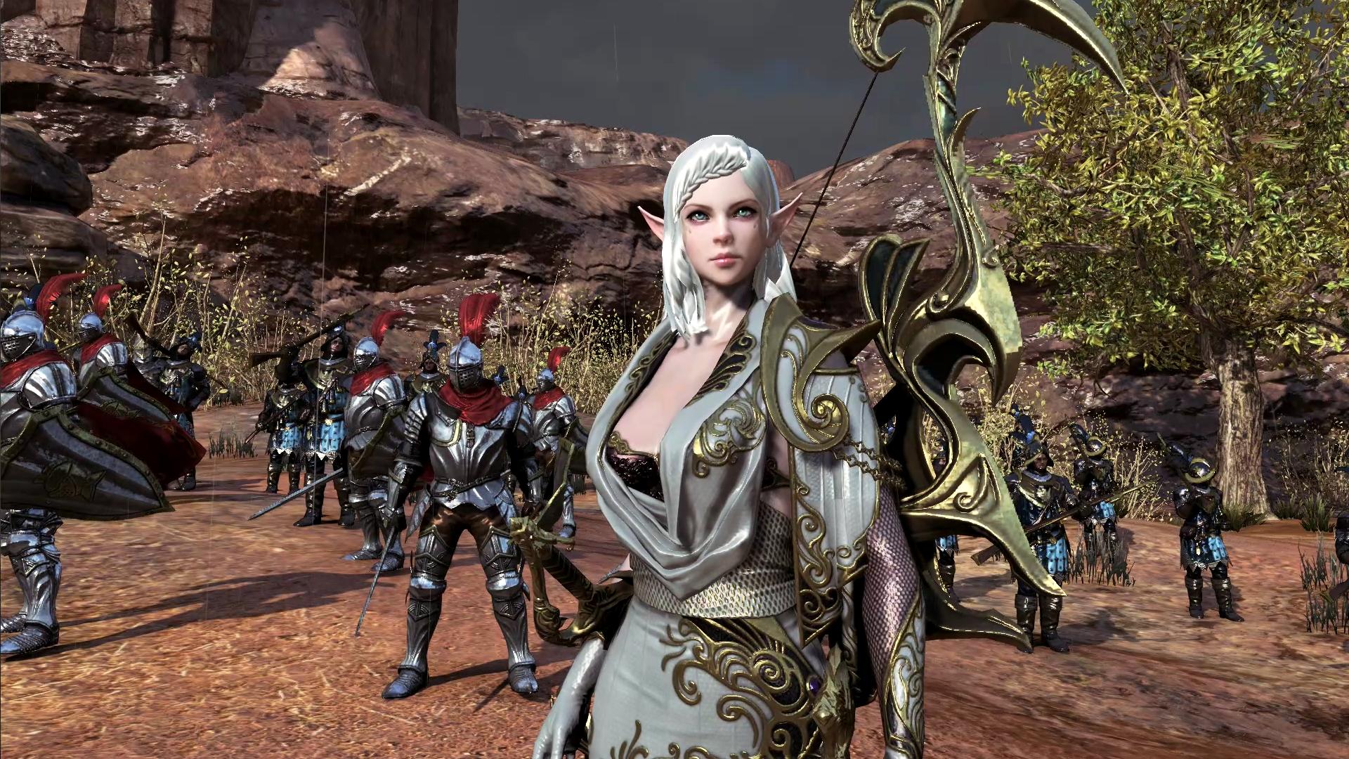 """Kann ein """"neues"""" MMORPG mit 50  Spielern auf Steam überleben? Wir haben die Entwickler gefragt"""