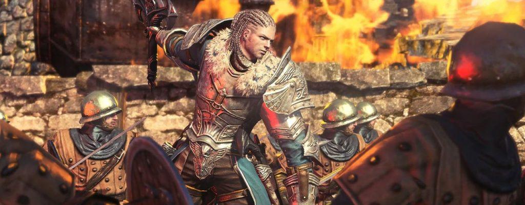 Kingdom Under Fire 2 ernster typ titel
