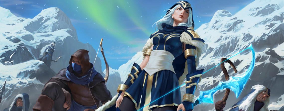 Das neue LoL-Kartenspiel Legends of Runeterra startet – Viele sind heiß drauf