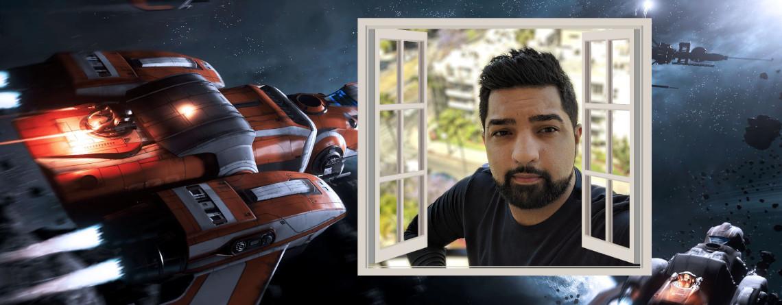 Twitch-Streamer Lirik öffnet in Star Citizen ein Fenster – Das ist keine gute Idee